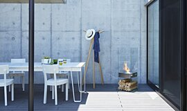 Private Residence Courtyard Private Residence Courtyard Idea