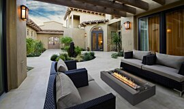 Courtyard Courtyard Idea