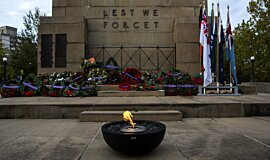 North Sydney ANZAC Day Dawn Service North Sydney ANZAC Day Dawn Service Idea