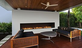 Flex 158SS Single Sided Fireplace by EcoSmart Fire Flex 158SS Single Sided Fireplace by EcoSmart Fire Idea